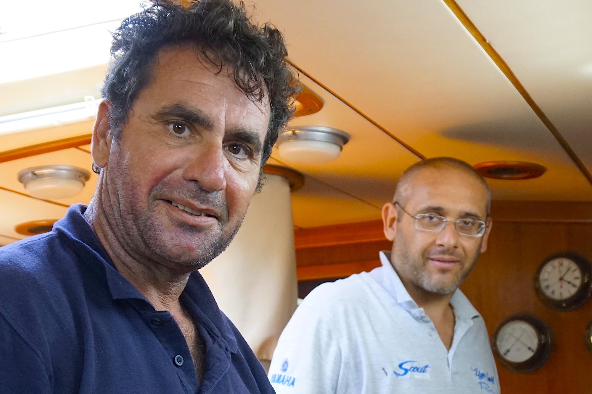 Ugo Soldi Rio Yachts
