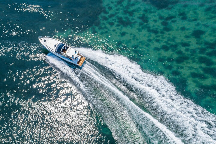 Rio Yachts e Scanner Marine a Porto Pozzo
